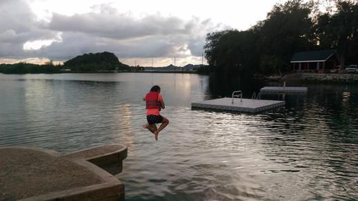 KB Bridge, Palau