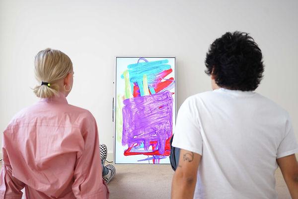 Vanessa-&-Martin,-Home-Alone-Exhibition.