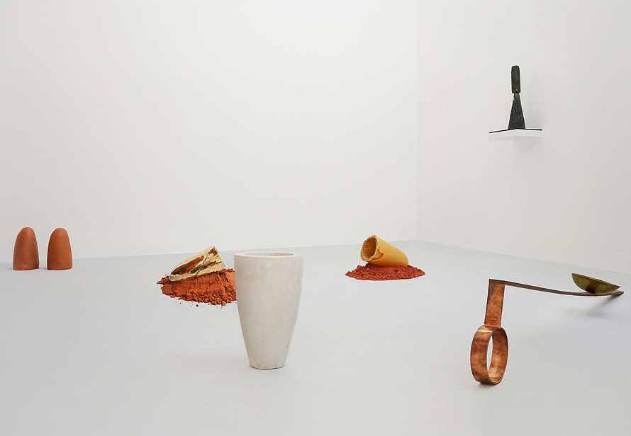 Intermediary Objects. Install Shot from