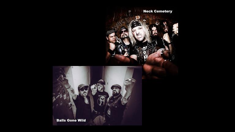 Neck Cemetery / Balls Gone Wild