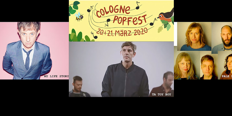 Cologne Pop Fest - Tag 1 - (Abgesagt)