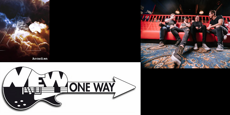 New One Way / Arcadien / Juno17