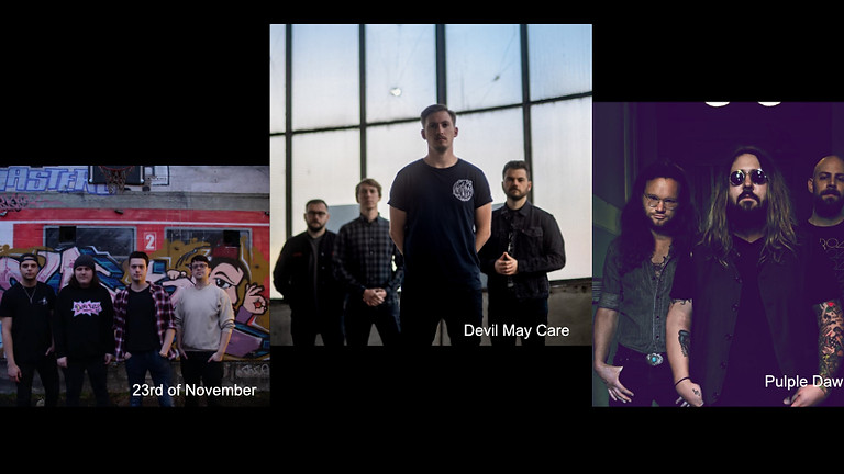 Devil May Care / Purple Dawn / 23rd of November