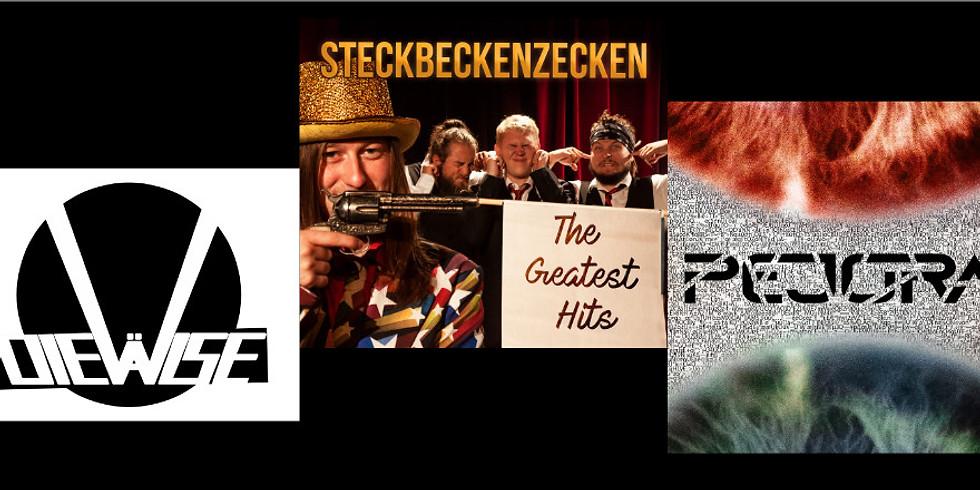 Steckbeckenzecken / Pejora / Die Wälse