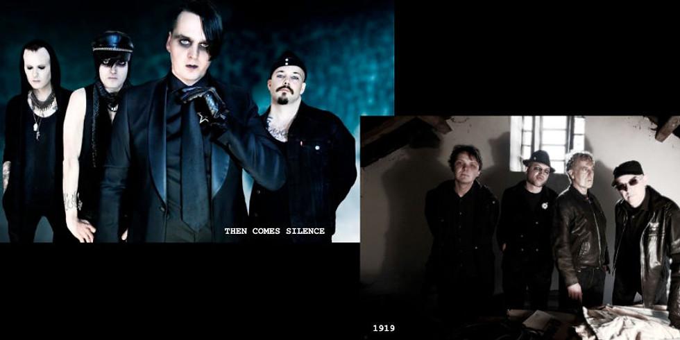 Then Comes Silence / Special Guest: 1919 (verlegt auf den 16.4.2021)