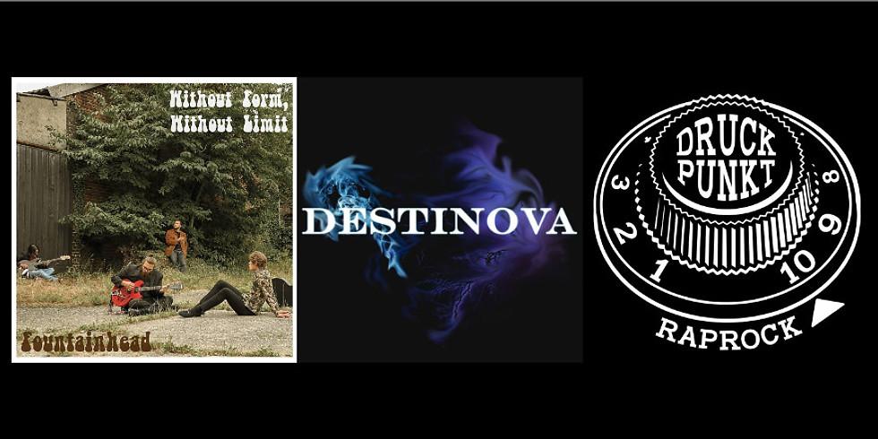 Destinova / The Fountainhead / Druckpunkt