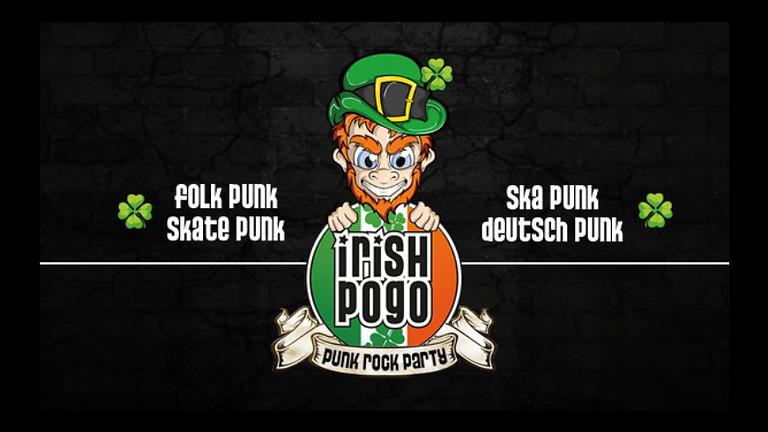 Ab 23 Uhr: Irish Pogo Halloween