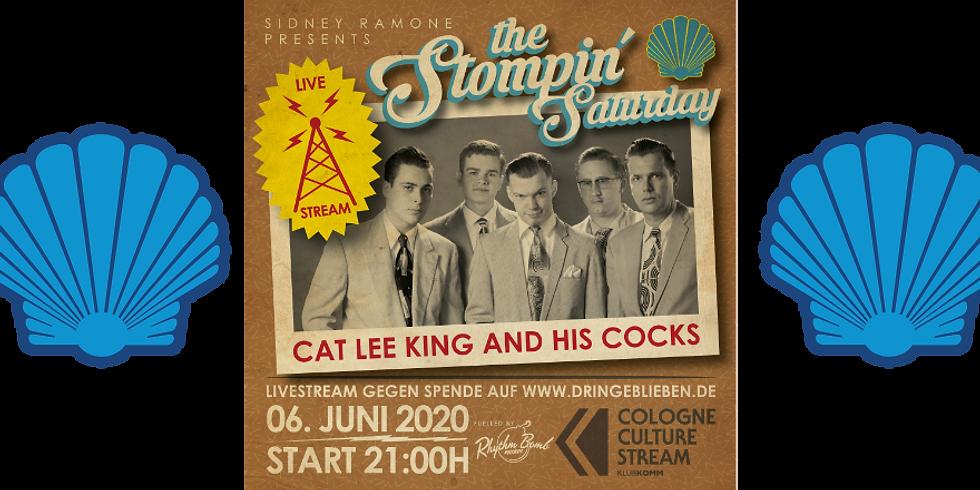 The Stompin' Saturday Live Stream