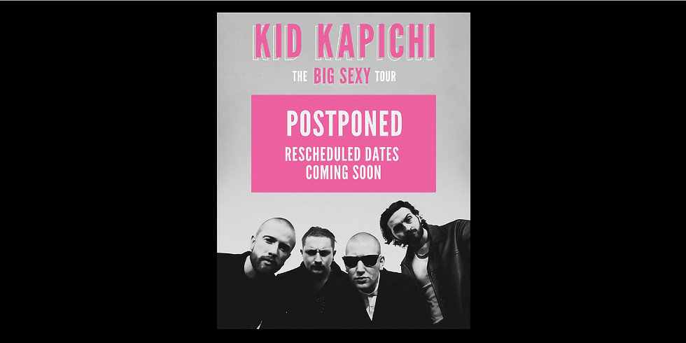 Kid Kapichi (Abgesagt - verlegt vom 26.10.2020)