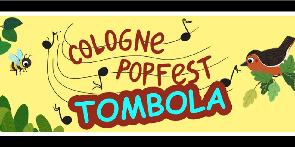 Cologne Popfest Tombola