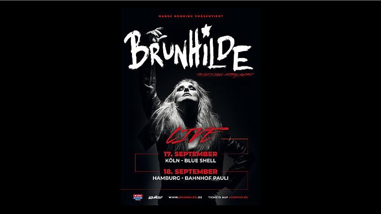 Brunhilde (verlegt vom 8.5.2021)