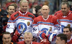 Путин и Фетисов