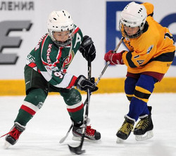 Детский-хоккей