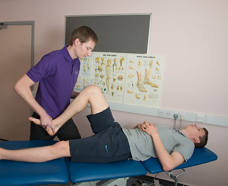 Physiotherapy in Scunthorpe