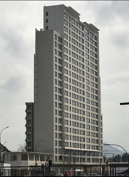 Edificio El Pórtico