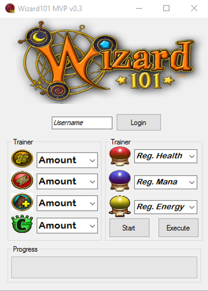 How to use Wizard 101 hack client