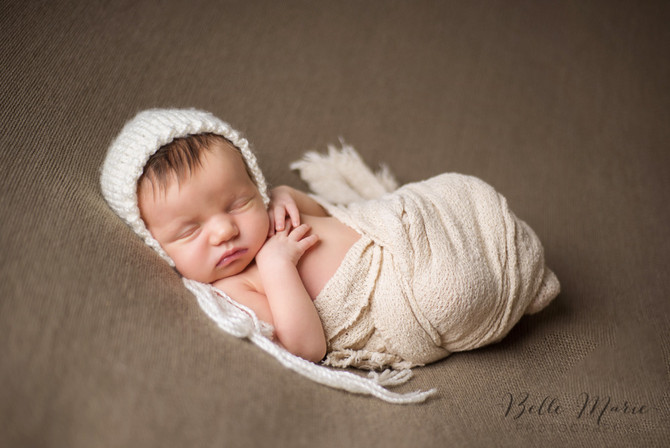 Studio Newborn Session Minneapolis Photographer