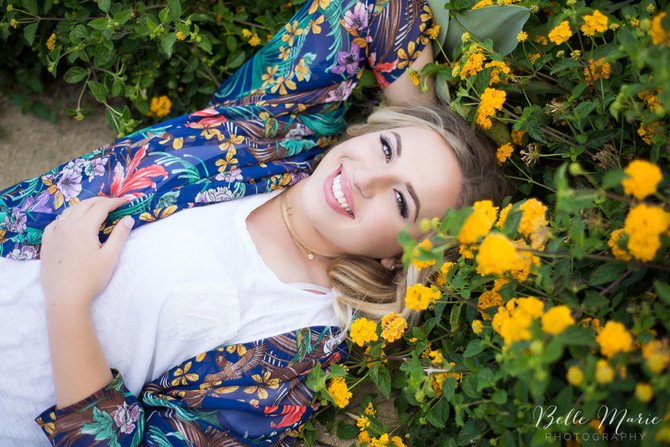 Laguna Beach Destination Senior Portraits