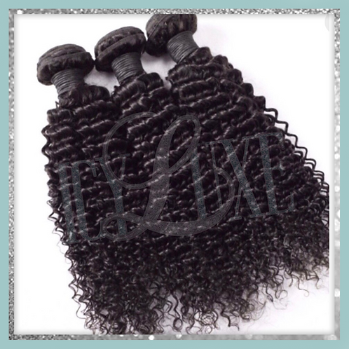 Virgin Brazilian Curly Bundle Deals