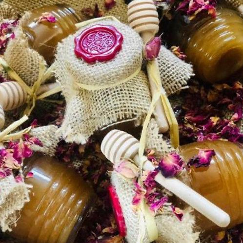 Artisan Rose Honey