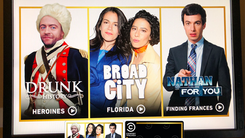 Custom App for Comedy Central