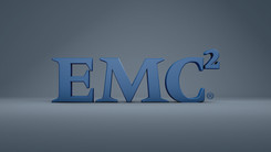 EMC 3D logo animation