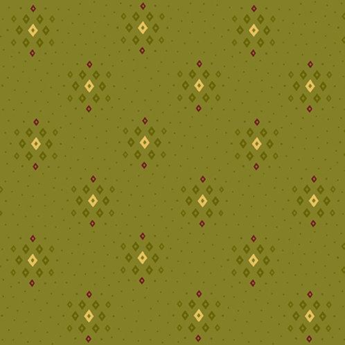 Tonal Diamond Clusters Green
