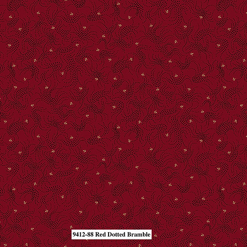 Dotted Bramble Red