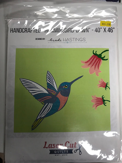 Handcrafted Hummingbird - Dawn