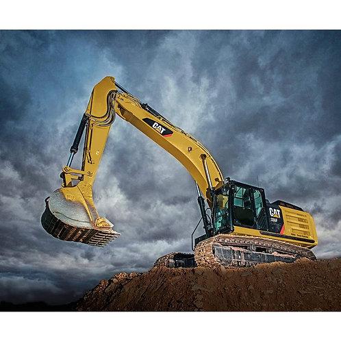 Excavator Panel
