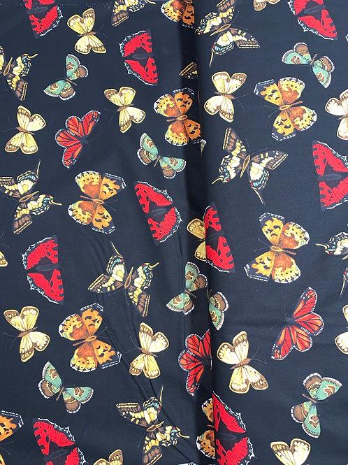 Poppy Poetry Butterflies