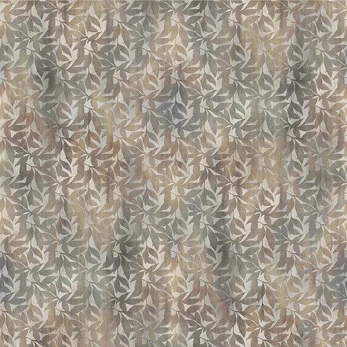 Gray Brown Leaves