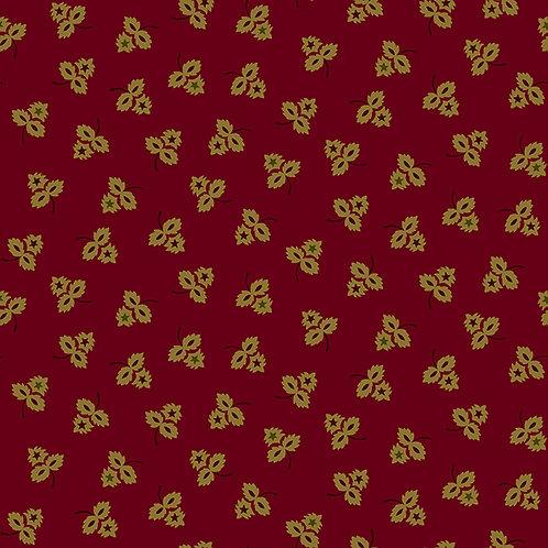 Three Leaf Clusters Red