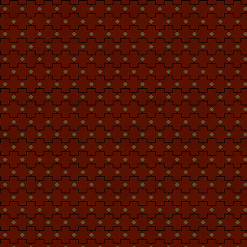 Geometric Red