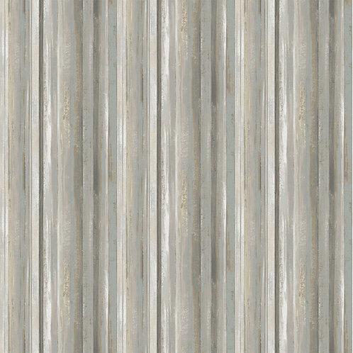 Grey Multi Textured Stripes
