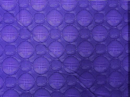 Rhythme Geometric Purple