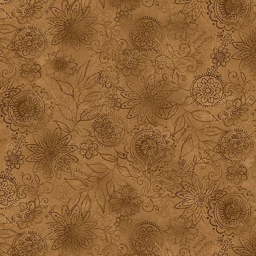 Wall Flower - Gold