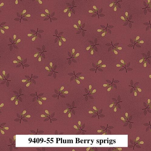 Berry Sprigs Plum