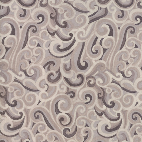 Warm Grey Swirl