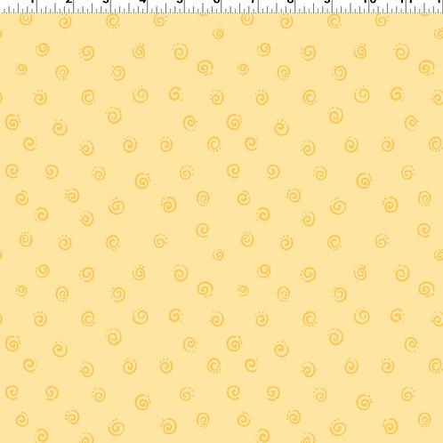 Squiggle Yellow