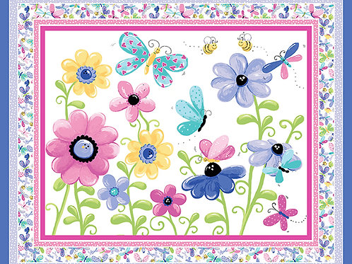 Flutter the Butterfly Panel