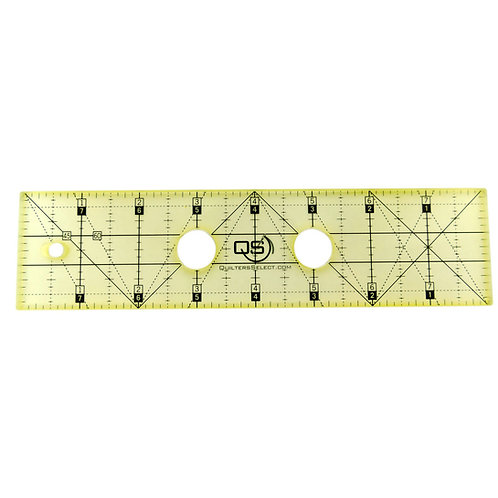"""Quilter Select 2"""" X 8"""" Long Arm Ruler"""