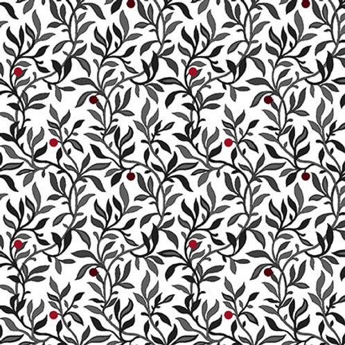 Berry Vine White/Multi