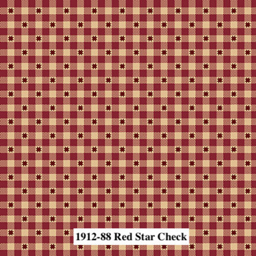 Red Star Check