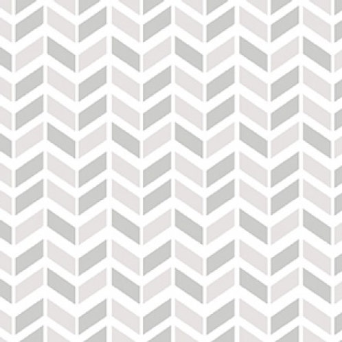 Baby Safari Tan Chevron