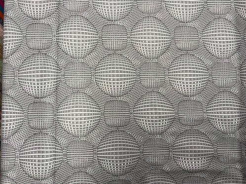Rythme Geometric Gray