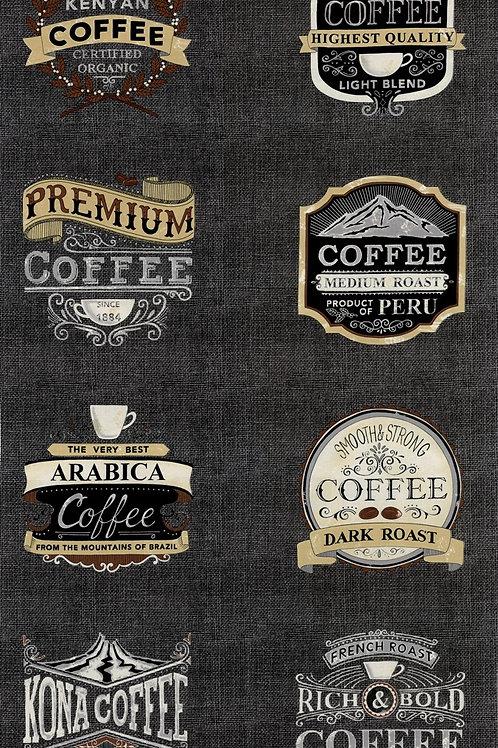 Espresso Black Panel