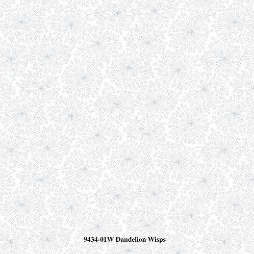 Dandelion Wisps