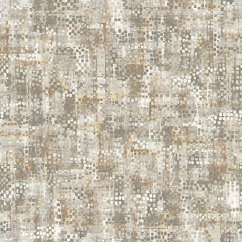 Textured Square Grey/Beige