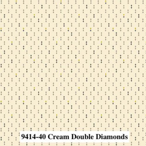 Double Diamonds Cream